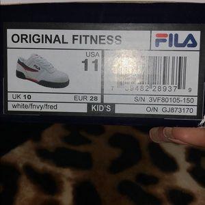 Fila Shoes - Kids Fila Sneakers♥️💙♥️💙
